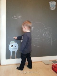 nursery wallpaper samples wall sticker blackboard paint