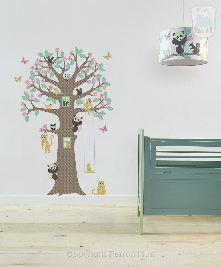 Our wall stickers can fine on a substrate as Easy Plaster